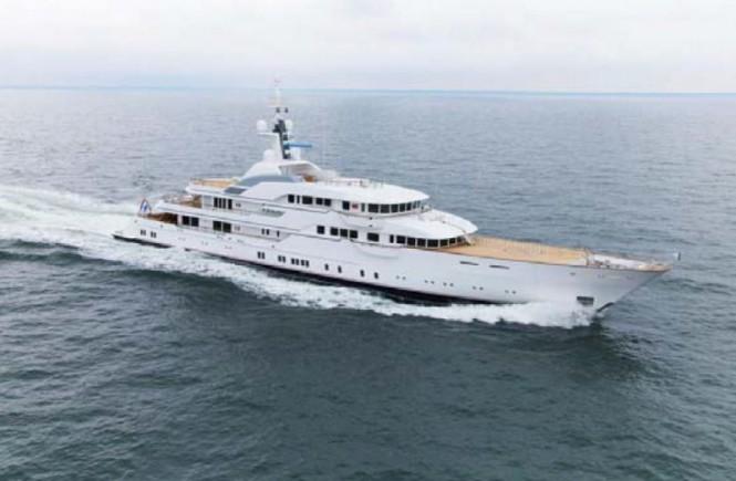 Feadship 78,5m megayacht Hampshire II