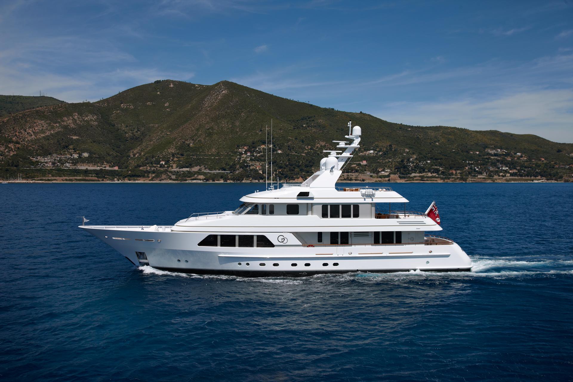 Feadship Luxury Charter Yacht Go Yacht Charter