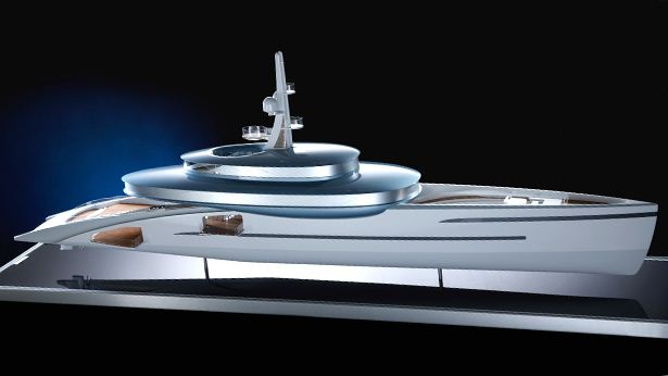 Feadships 2012 Future Concept 'Relativity'