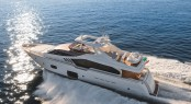 Ferretti 870 Superyacht