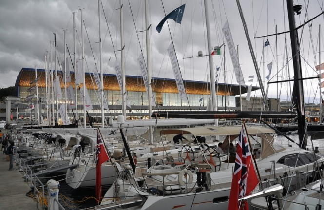 Genoa International Boat Show