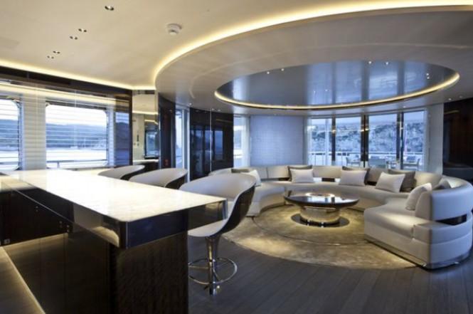 Heesen 49,8m luxury yacht Satori