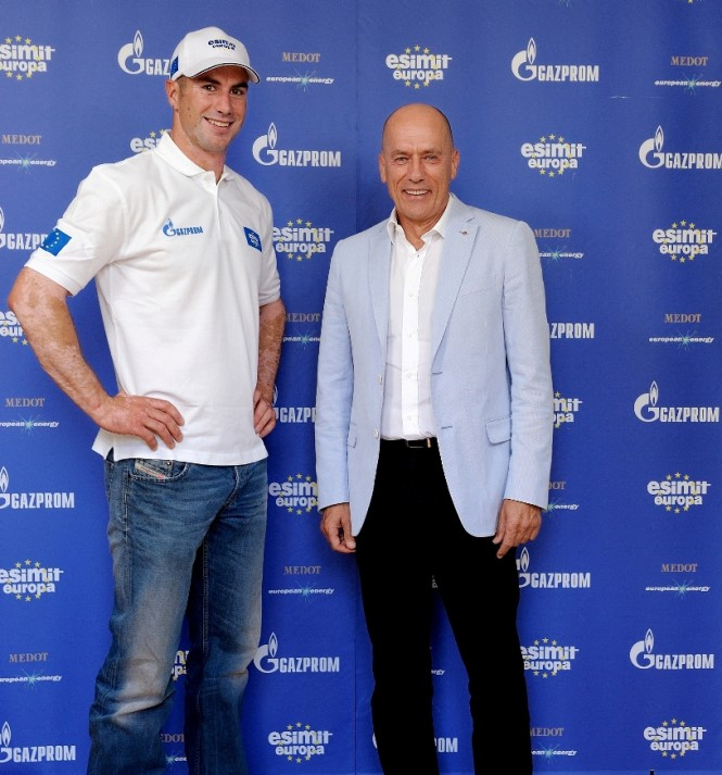 Igor Simcic and Kljakovic Gaspic
