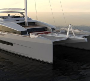 The new sailing yacht Long Island 100 by JFA Yachts to be presented at MYS