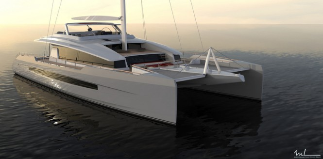 The new superyacht Long Island 100 by JFA Yachts