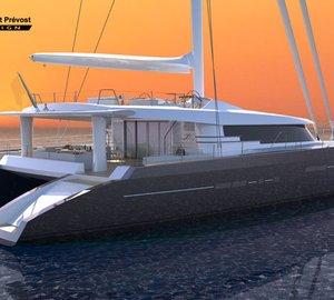 JFA Yachts launch superyacht VPLP 110