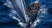 Jethou yacht during the first day of competing in Porto Cervo - Photo Credit Rolex Carlo Borlenghi