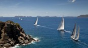 Loro Piana Caribbean Superyacht Regatta & Rendezvous in Virgin Gorda - Photo by Carlo Borlenghi