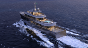Luxuru expedition yacht Mondo 45 by Mondo Marine