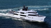 Luxury TUG superyacht by Newcruise