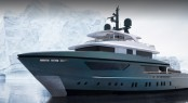 Luxury explorer yacht 42 EXP by Sanlorenzo