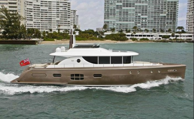 Luxury motor yacht NISI 2400 - a larger sistership to NISI 1700 yacht