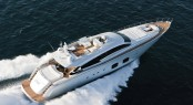 Luxury motor yacht Pershing 108' New Edition
