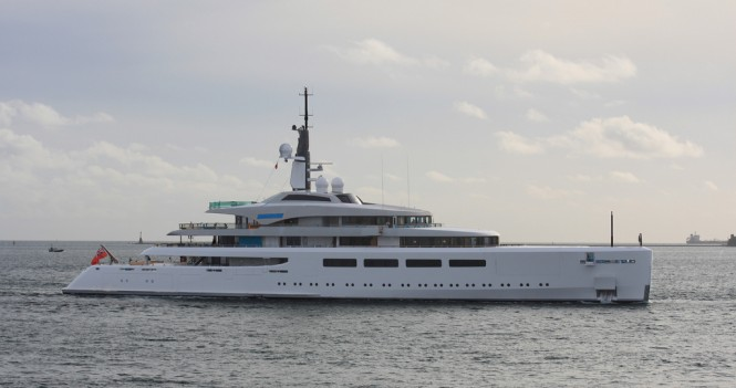 Luxury superyacht VAVA II by Pendennis Plus