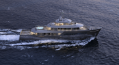 Mondo45 Explorer Yacht by Sergio Cutolo for Mondo Marine