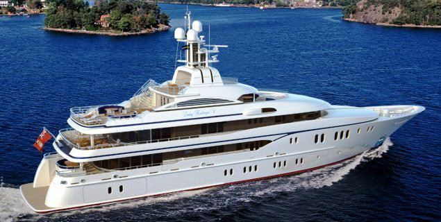 Motor Yacht Lady Kathryn V by Lurssen (ex Coco)