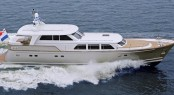 Motor yacht Mulder 73 Wheelhouse