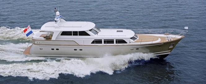 Motor yacht Mulder 73 Wheelhouse