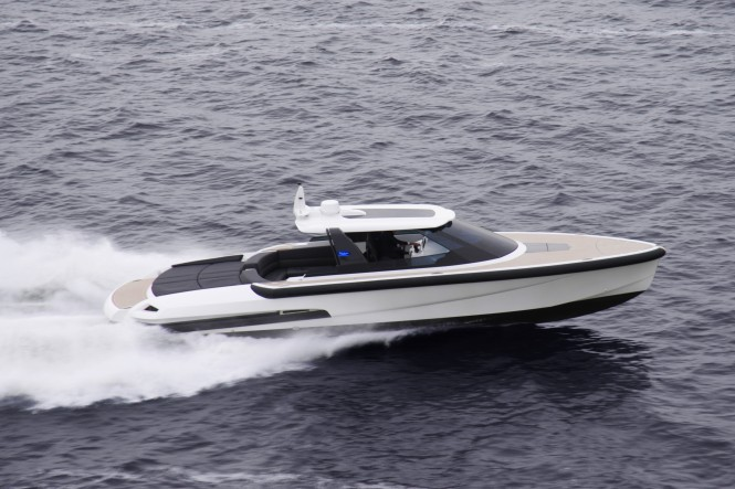 Motor yacht Ribbon 45 SC