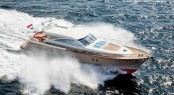 Mulder 72 Covertible motor yacht My Domino designed by Guido de Groot
