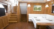 Mulder 73 Wheelhouse yacht - Dining