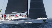NATALIA yacht sails to the leading position after four days of racing - Photo Carlo Borlenghi
