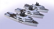 Newcruise yacht TUG available in 3 versions