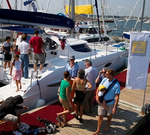 Newport Boat Show 2012 Ready to Start on September 13