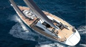 Luxury sailing yacht Oyster 885 - the largest Oyster built in the UK to date