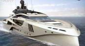 Palmer Johnson 48m SuperSport Series Superyacht