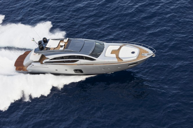 Pershing 82' superyacht