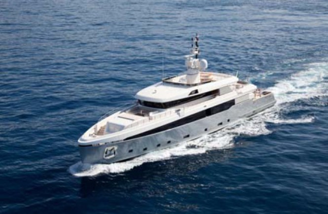 Rossinavi 45m superyacht Aslec 4