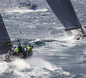 Rolex Swan Cup 2012: Day 3 - Morning's competition postponed due to strong winds