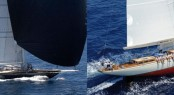 Sailing yacht THIS IS US and DRUMFIRE by Hoek Design