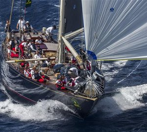 Maxi Yacht Rolex Cup Day 4 Update
