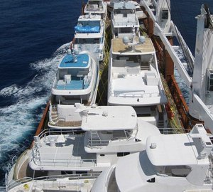 Seven Star Yacht Transport Palm Beach