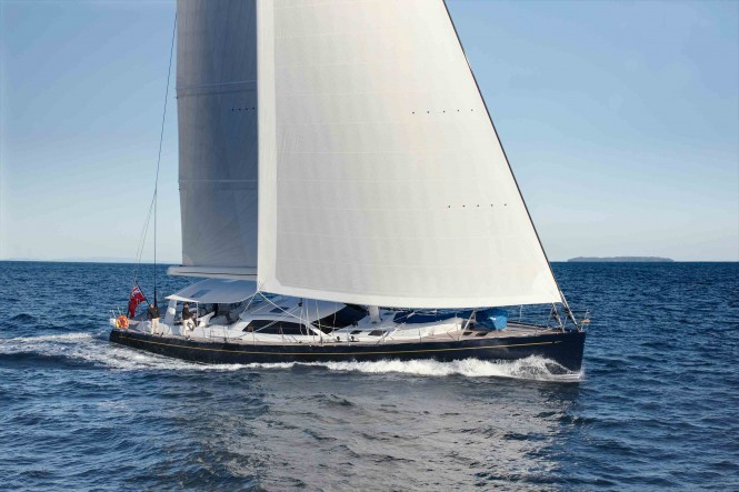 Superyacht Antares III by Yachting Developments