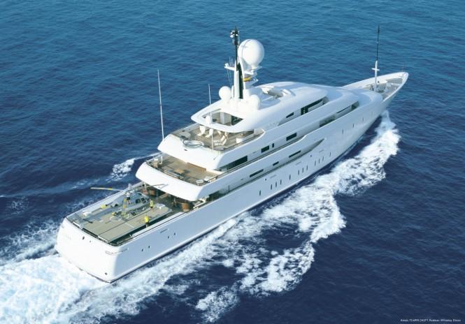 Superyacht Ilona