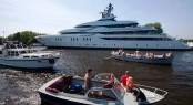 The Feadship Tango superyacht