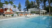 The fabulous Xana Beach Club in Phuket, Thailand