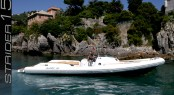 The new Strider 15 yacht tender by Sacs Marine