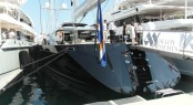 Vertigo superyacht at the 2012 MYS