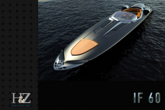 Theodoros Fotiadis designed luxury motor yacht IF 60