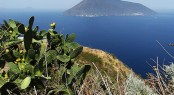View from Lipari