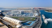 Yas Marina in Abu Dhabi