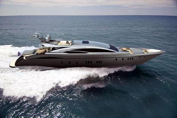 motor yacht O'PATI