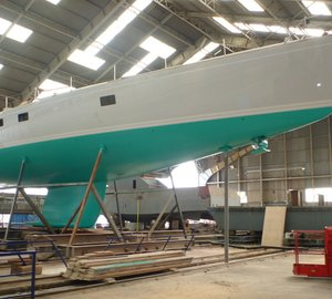 Solent Refit to relaunch the 32m sailing yacht LUNAR MIST soon