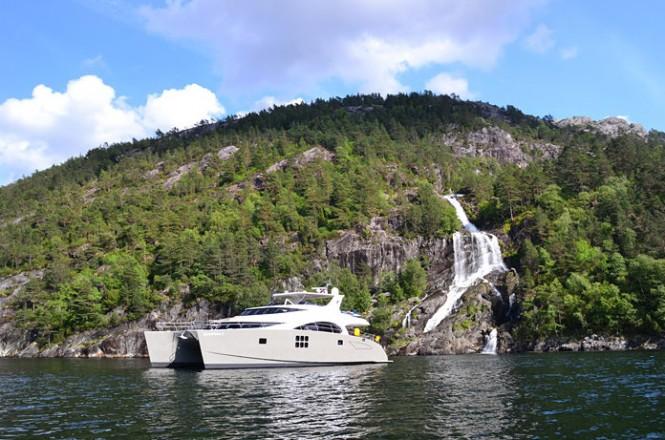 70 Sunreef Power Yacht
