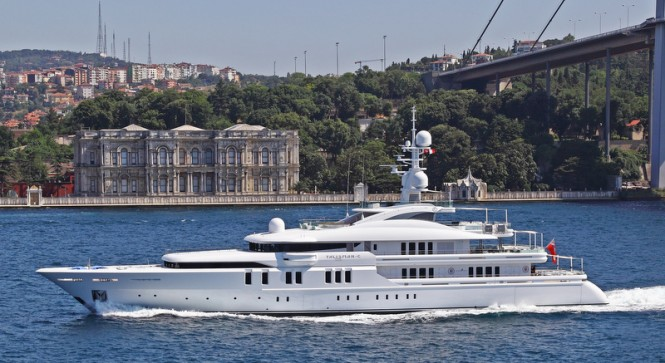 70-metre luxury motor yacht Talisman C by Royal Huisman