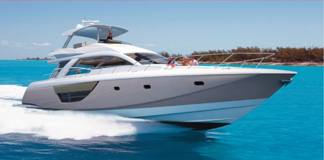 Alpha 76 Flybridge Express Yacht